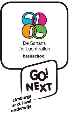 Logo BS De Schans - De Luchtballon